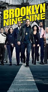 Brooklyn Nine-Nine focuses on the hilariously immature yet brilliant detective Jake Peralta, played by Andy Samberg.