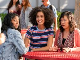 "The new Netflix series ""Never Have I Ever"" follows a Indian-American sophomore as she tries to improve her social standing in high school."