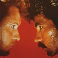 "The Hall & Oates album ""H2O"" features the hit ""Maneater."""