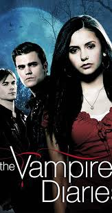 """The Vampire Diaries"" follows a normal high schooler, Elena Gilbert, as she and her friends get sucked into the world of vampires, witches, werewolves, and hybrids."