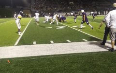 Baldwin played Central Catholic on Friday during the second home game of the season