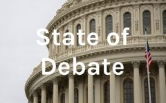 The State of Debate is a political podcast aiming to prove that people can disagree without being disagreeable.