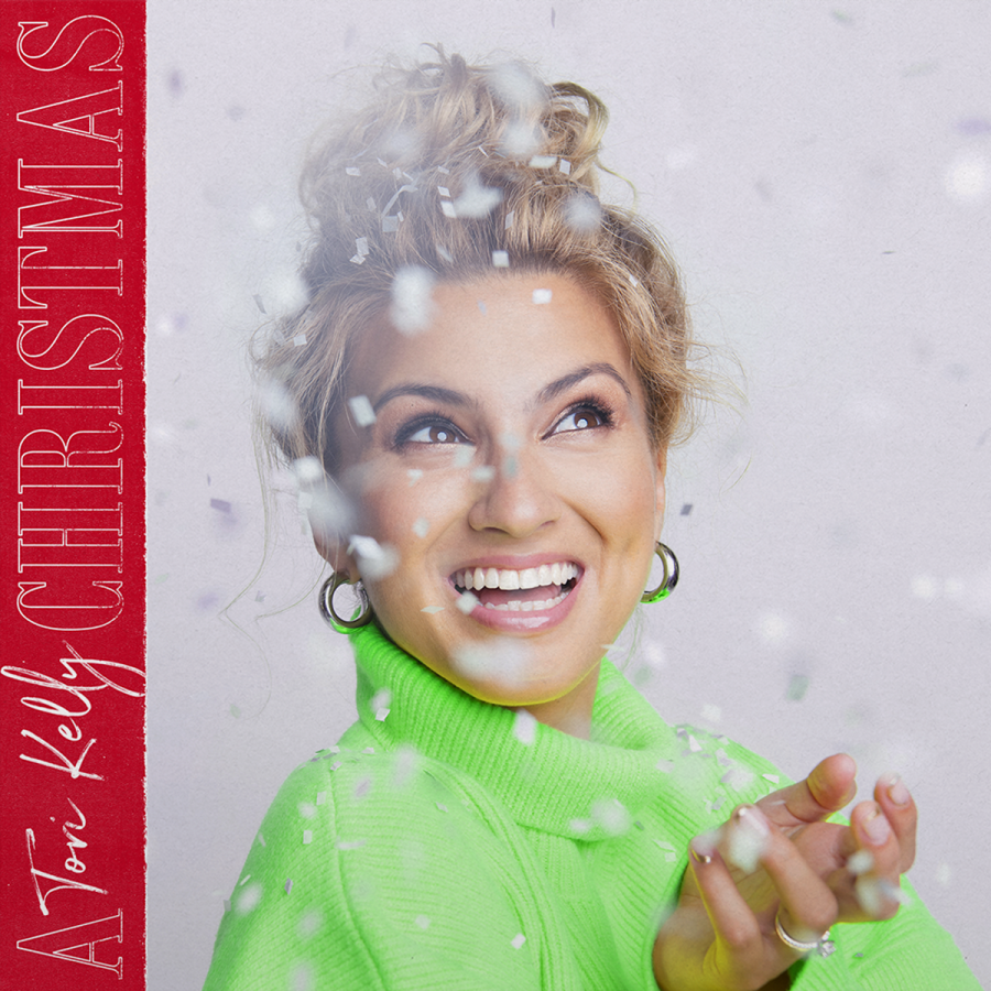 Tori Kelly's Christmas album features classic songs, but performed in a pop style.