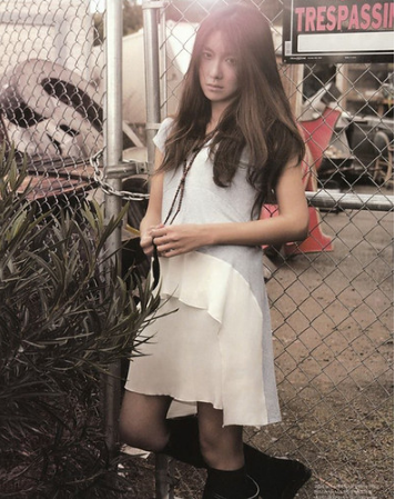 Actress Lee Ji Ah stars in new K-drama The Penthouse: War in Life.