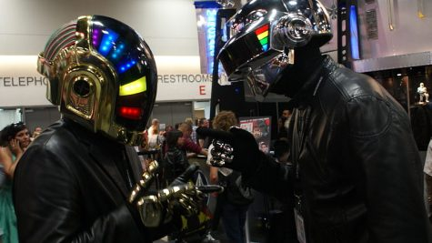 "Daft Punk, the French dance and pop group that had a huge hit with ""Get Lucky,"" has broken up."