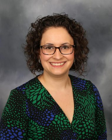 Dr. Janeen Peretin, Baldwin-Whitehall's director of information and instructional technology, has been named the administrator of the year by the Pennsylvania Educational Technology Expo and Conference.
