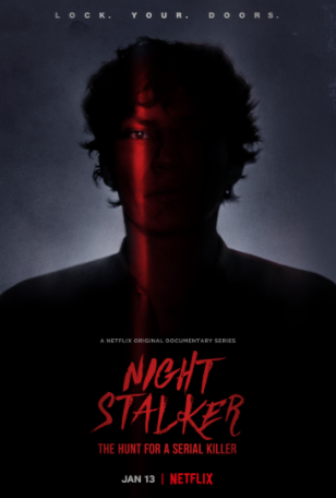 The Night Stalker follows the terror of a serial killer and the events leading up to his arrest.