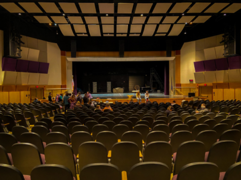 Work has begun on the 20201 Baldwin musical, which is Once Upon a Mattress.
