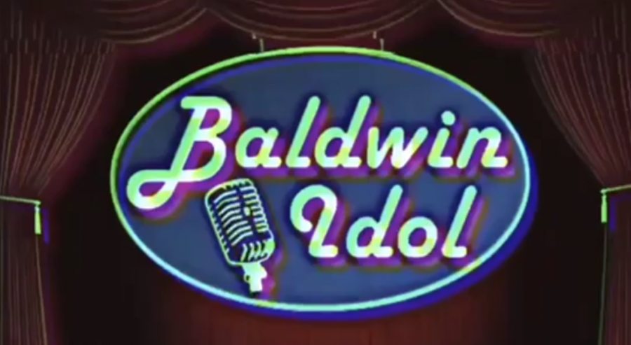 The official start time for Baldwin Idol is 6:30 p.m. Friday, but the site will remain active through Saturday.