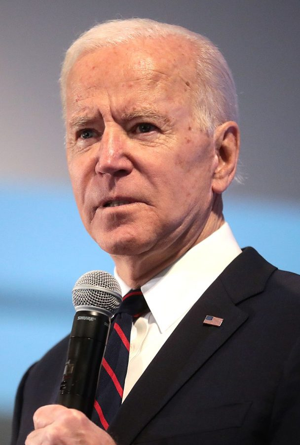 The Biden administration is looking towards making reparations towards victims of crimes.