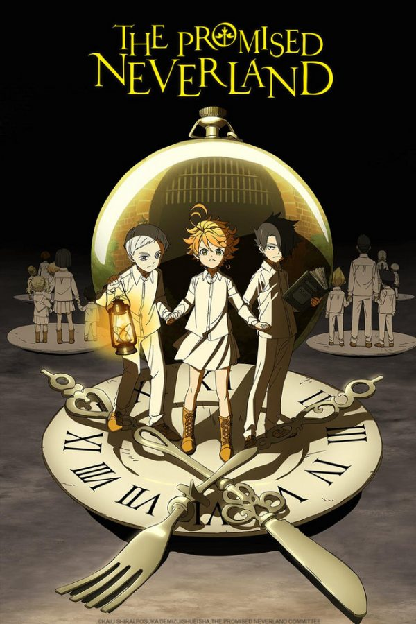 The+Promised+Neverland+is+the+remake+of+a+popular+manga+that+was+released+in+August+2016+and+has+20+volumes.