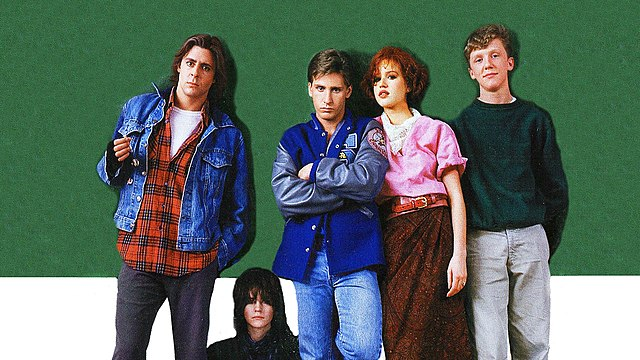 The+Breakfast+Club+%28pictured+above%29+is+one+of+John+Hughes+most+famous+movies.%0A