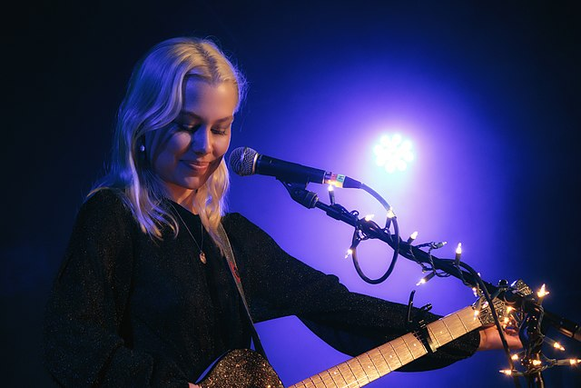 Phoebe Bridgers (pictured above) exemplifies the diversity in modern music that the classic didn't have.