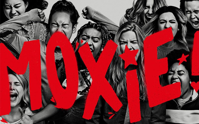 Netflixs new movie, Moxie, focuses on female empowerment and social construct issues.