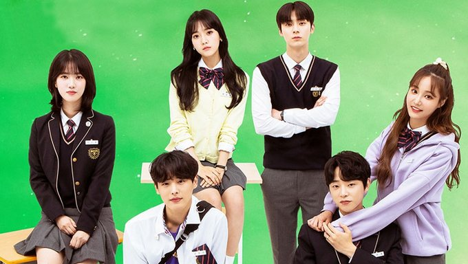 The drama also talks about school violence and how that affects students as well as emotions. It displays an accurate example of how high school really is and what goes on.