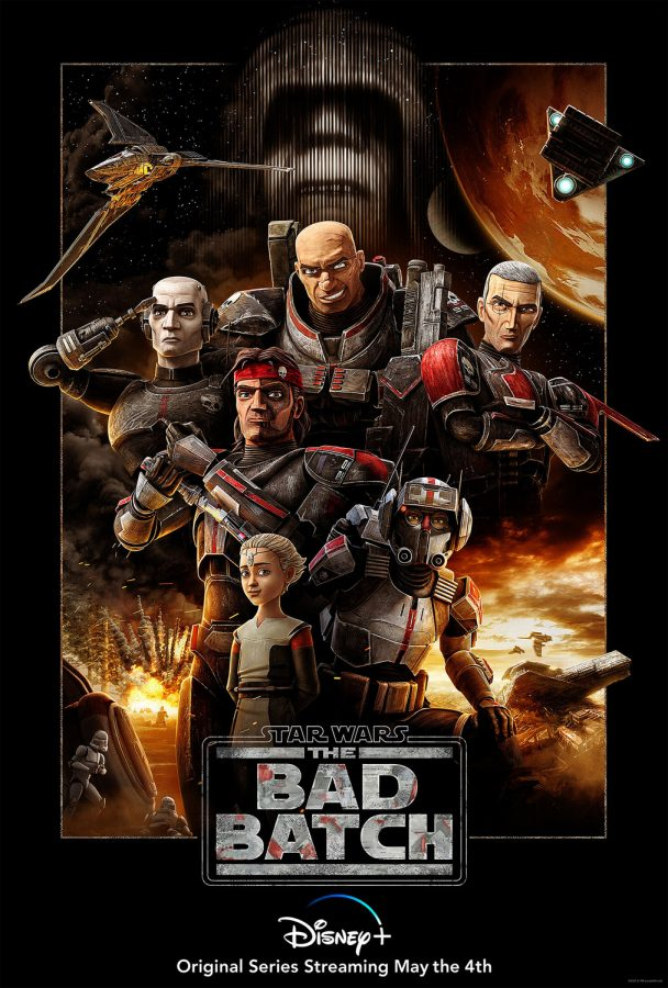 'The Bad Batch' gives a look into the lives of a clone team, who were first introduced in 'The Clone Wars.'