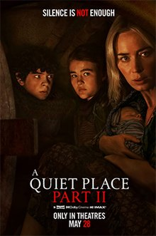 The new Quiet Place sequel is even better than the first movie.