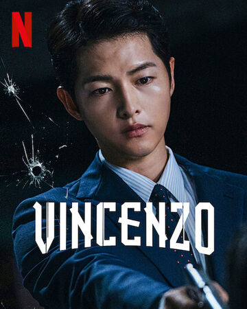 Vincenzo tells the story of mafia members, while incorporating light-hearted themes.