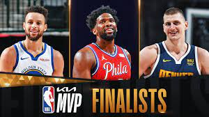 NBA released its awards finalist, recognizing the stars on the field.