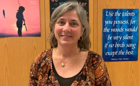 Physics teacher Elizabeth Giles was teaching an AP Physics class when she heard the news of the 9/11 terrorist attacks.