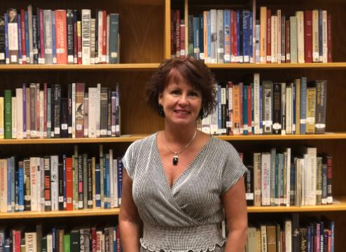 Brigetta Del Re, Library Media Specialist