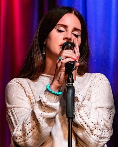 Lana Del Reys new album, Blue Banisters, was released on Friday.